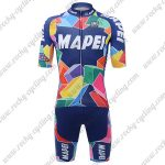 2018 Team MAPEI Santini Cycling Kit