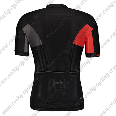 2018 Team SCOTT Cycle Apparel Riding Jersey Tops Maillot Shirt Black ... 3e13b86a5