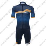 2018 Team Santini Cycling Kit Blue