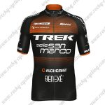 2018 Team TREK Selle San Marco Cycling Jersey Maillot Shirt