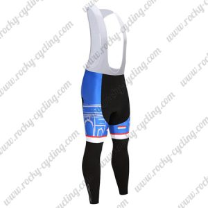 2018 Team Tour de France Cycling Long Bib Pants Tights