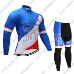 2018 Team Tour de France Cycling Long Suit