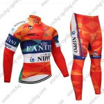 2018 Team VINI FANTINI NIPPO Cycling Long Suit Colorful
