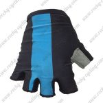2018 Pro Team Cycling Gloves Mitts Black Blue