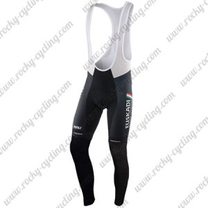 2018 Team EUSKADI Cycling Long Bib Pants Tights