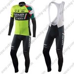 2018 Team EUSKADI Cycling Long Bib Suit