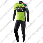 2018 Team EUSKADI Cycling Long Suit