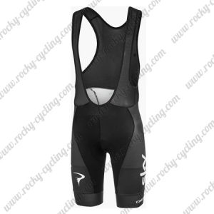 2018 Team SKY Womens Lady Cycling Bib Shorts Bottoms
