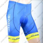 2018 Team WANTY Cycling Shorts Bottoms Blue
