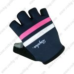 2018 Team Rapha Riding Gear Cycling Gloves Mitss Blue