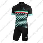 2019 Team BIANCHI MILANO Italia Biking Wear Cycle Kit Black Blue