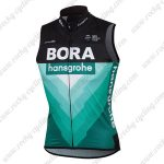 2019 Team BORA hansgrohe Cycling Clothing Biking Sleeveless Tank Top Jersey Black Blue