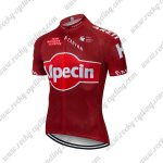 2019 Team KATUSHA Alpecin Cycling Wear Riding Jersey Shirt Red