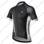 2019 Team MERIDA Biking Wear Riding Jersey Shirt Black White