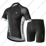 2019 Team MERIDA Biking Wear Riding Kit Black White