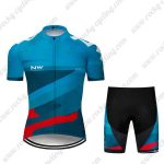 2019 Team NW Riding Clothing Cycling Kit Blue