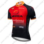 2019 Team ORBEA Cycling Clothing Riding Jersey Shirt Black Red