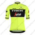 2019 Team TREK Segafredo Santini Riding Wear Biking Jersey Shirt Yellow Black