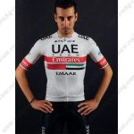2019 Team UAE Team Emirates EMAAR Cycling Wear Kit Flag