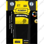 2019 Team JUMBO Bianchi Riding Outfit Cycle Clothing Kit Yellow Black