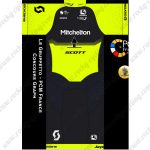 2019 Team Mitchelton SCOTT Riding Outfit Cycle Clothing Kit Yellow Black
