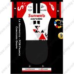 2019 Team Sunweb cervelo Riding Outfit Cycle Clothing Kit
