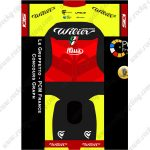 2019 Team Wilier ITALIA Riding Outfit Cycle Clothing Kit Yellow Red Black2019 Team Wilier ITALIA Riding Outfit Cycle Clothing Kit Yellow Red Black