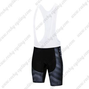 2019 Team Cannondale Riding Outfit Cycle Bib Shorts Bottoms Black