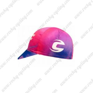 2019 Team EF Cannondale Cycling Accessories Gear Cap Hat Pink Blue