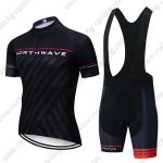 2019 Team NORTHWAVE NW Biking Clothing Set Riding Padding Bib Kit Black