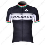 2012 Team COLNAGO Cycling Jersey Black White