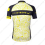 2012 Team LIVESTRONG Bike Jersey Yellow