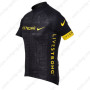 2012 Team LIVESTRONG Cycle Jersey Black