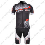 2012 Team NW Northwave Cycling Kit Black