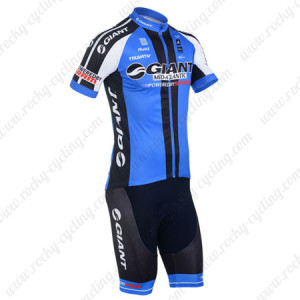 2013 Team GIANT Cycling Kit Blue