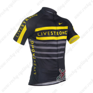 2013 Team Livestrong Cycling Jersey