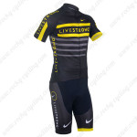 2013 Team Livestrong Cycling Kit