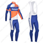 2013 Team RABOBANK Cycling Long Bib Kit