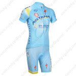2014 Team ASTANA Cycling Kit
