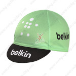 2014 Team Belkin Cycle Hat Green Black