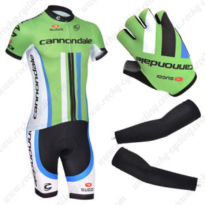 2014 Team Cannondale Pro Cycling Suit+Gears