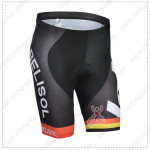 2014 Team LOTTO BELISOL Cycling Shorts