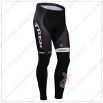 2014 Team TREK Cycling Long Pants Black White