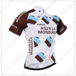2015 Team AG2R LA MONDIALE Cycling Jersey2015 Team AG2R LA MONDIALE Cycling Jersey