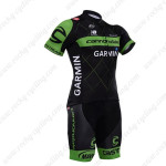 2015 Team cannondale GARMIN Cycling Kit Black Green