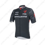 2013 Team BONTRAGER Cycling Jersey Black