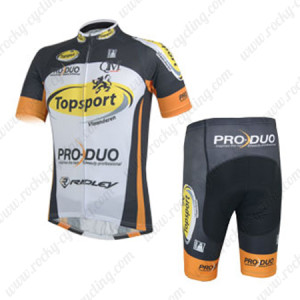 2014 Team Topsport PRO-DUO Cycling Kit