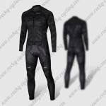 2015 Batman Riding Long Suit Black