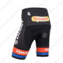 2015 Team GIANT Alpecin Bicycle Shorts Black Red