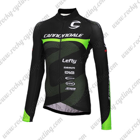 Castelli CANNONDALE Pro Team Thermal Long Sleeve Cycling Jersey ALL SIZES